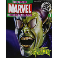 Classic Marvel Figurine Collection Magazine #8 Green Goblin Toy - EE705231