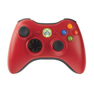 Limited Edition Red Wireless Controller And Play And Charge Kit For - EE705246