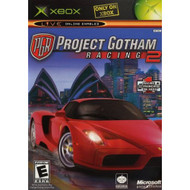 Project Gotham Racing 2 Xbox For Xbox Original With Manual and Case - EE705278
