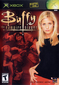 Buffy The Vampire Slayer For Xbox Original With Manual and Case - EE705302