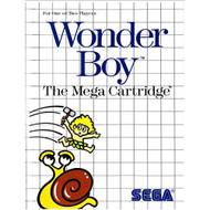Wonder Boy For Sega Master Vintage - EE705319