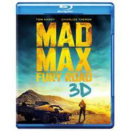 Mad Max: Fury Road 3D Blu-Ray+blu-ray On Blu-Ray With Tom Hardy - EE705330
