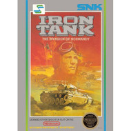 Iron Tank For Nintendo NES Vintage RPG - EE705339