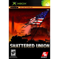 Shattered Union Xbox For Xbox Original - EE705344