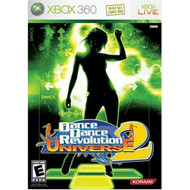 Dance Dance Revolution Universe 2 Game For Xbox 360 Music - EE705357