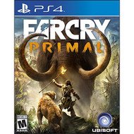 Far Cry Primal Standard Edition For PlayStation 4 PS4 Shooter - EE705438