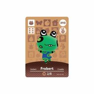 Frobert Nintendo Animal Crossing Happy Home Designer Series 4 Amiibo - EE705452