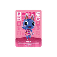 Rosie Nintendo Animal Crossing Happy Home Designer Series 4 Amiibo - EE705456