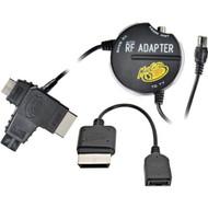 MadCatz Universal RF Unit AV Adapter Black 6004 - EE705510