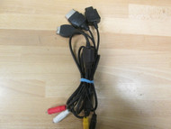Intec Universal AV And S Vid Cable PS2/XBOX/GAMECUBE - EE705511