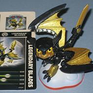 Legendary Blades Skylanders Trap Team Character Figure - EE705528