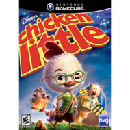 Disney's Chicken Little For GameCube With Manual and Case - EE705541