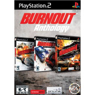 Burnout Anthology For PlayStation 2 PS2 With Manual and Case - EE705606