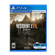 Resident Evil 7: Biohazard For PlayStation 4 PS4 Shooter - EE705626
