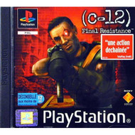 C-12 Final Resistance For PlayStation 1 PS1 - EE705701