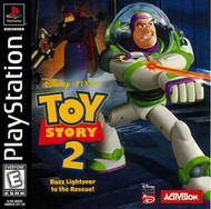 Toy Story 2 For PlayStation 1 PS1 Disney - EE705720