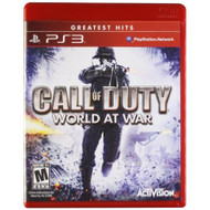 Call Of Duty: World At War For PlayStation 3 PS3 COD Shooter - EE705717