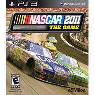 NASCAR The Game 2011 For PlayStation 3 PS3 Racing - EE705727