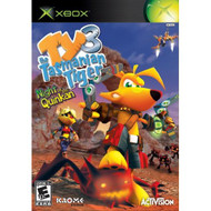 Ty The Tasmanian Tiger 3 Night Of The Quinkan Xbox For Xbox Original - EE705741
