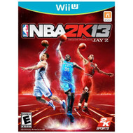 NBA 2K13 For Wii U Basketball With Manual And Case - EE705776