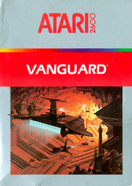 Vanguard For Atari Vintage - EE705882