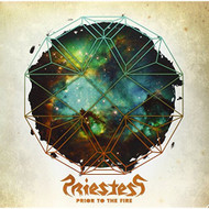 Prior To The Fire Vinyl By Priestess On Vinyl Record LP - EE705885
