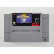Actraiser Nintendo Super NES For Super Nintendo SNES RPG - EE705893