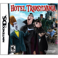 Hotel Transylvania Nintendo DS For 3DS With Manual and Case - EE705895