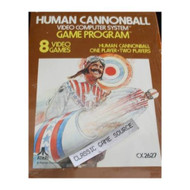 Human Cannonball For Atari Vintage - EE705909
