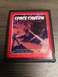 Space Cavern For Atari Vintage - EE705922