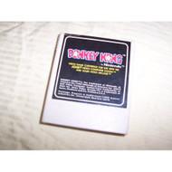 Donkey Kong For Atari Vintage Arcade - EE705934
