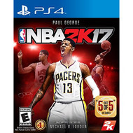 NBA 2K17 Standard Edition For PlayStation 4 PS4 Basketball - EE705992