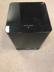 Harman Kardon Sub Ts 15 Powered Subwoofer Amplifier Black - EE706025
