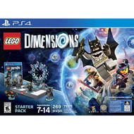 Lego Dimensions Starter Pack PS4 For PlayStation 4 - EE706026