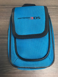 Nintendo Blue Carrying Pouch For 3DS Carry/Shoulder ICO716 - EE706040