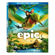 Epic Blu-Ray / DVD Digital Copy On Blu-Ray With Colin Farrell Anime - EE706066
