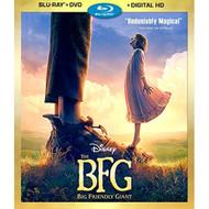 The BFG Bd DVD Digital HD Blu-Ray On Blu-Ray With Mark Rylance Disney - EE706067