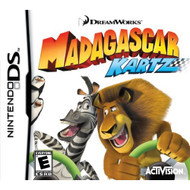 Madagascar Kartz Game Only For Nintendo DS DSi 3DS 2DS Flight - EE706084