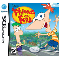 Phineas And Ferb For Nintendo DS DSi 3DS 2DS - EE706086