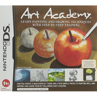 Art Academy For Nintendo DS DSi 3DS 2DS - EE706090