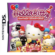 Hello Kitty Birthday Adventures For Nintendo DS DSi 3DS 2DS - EE706101
