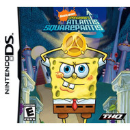 Spongebob Squarepants: Atlantis Squarepantis For Nintendo DS DSi 3DS  - EE706103