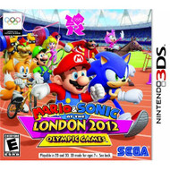 Mario And Sonic At The London 2012 Olympic Games Nintendo For 3DS - EE706125