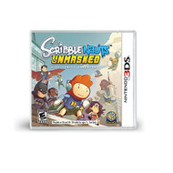 Scribblenauts Unmasked A DC Comics Adventure Nintendo For 3DS - EE706126