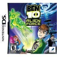 Ben 10 Alien Force For Nintendo DS DSi 3DS 2DS - EE706134