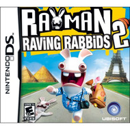 Rayman Raving Rabbids 2 For Nintendo DS DSi 3DS 2DS - EE706133
