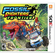 Fossil Fighters Frontier For 3DS With Manual and Case - EE706198
