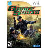 Ghost Squad For Wii Shooter - EE706227