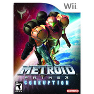 Metroid Prime 3: Corruption For Wii Shooter - EE706229