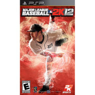 Major League Baseball 2K12 Sony For PSP UMD With Manual and Case - EE706231